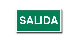 SALIDA SIN FLECHA