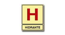 HIDRANTE FOTOLUMINISCENTE