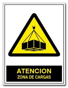 ATENCION ZONA DE CARGAS