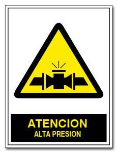 ATENCION ALTA PRESION