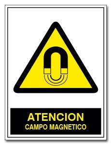 ATENCION CAMPO MAGNETICO