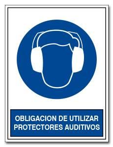 OBLIGACION DE UTILIZAR PROTECTOR AUDITIVO