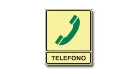 TELEFONO (FOTOLUMINISCENTE)