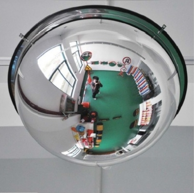 Espejo Convexo Visión 360 grados Diámetro 80 y 100 Cm