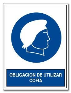 OBLIGACION DE UTILIZAR COFIA