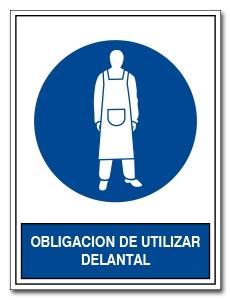 OBLIGACION DE UTILIZAR DELANTAL