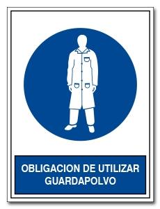 OBLIGACION DE UTILIZAR GUARDAPOLVO