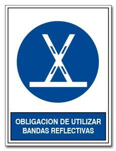 OBLIGACION DE UTILIZAR BANDAS REFLECTIVAS