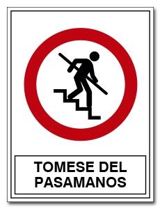 TOMESE DEL PASA MANOS