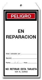 TARJETA EN REPARACION